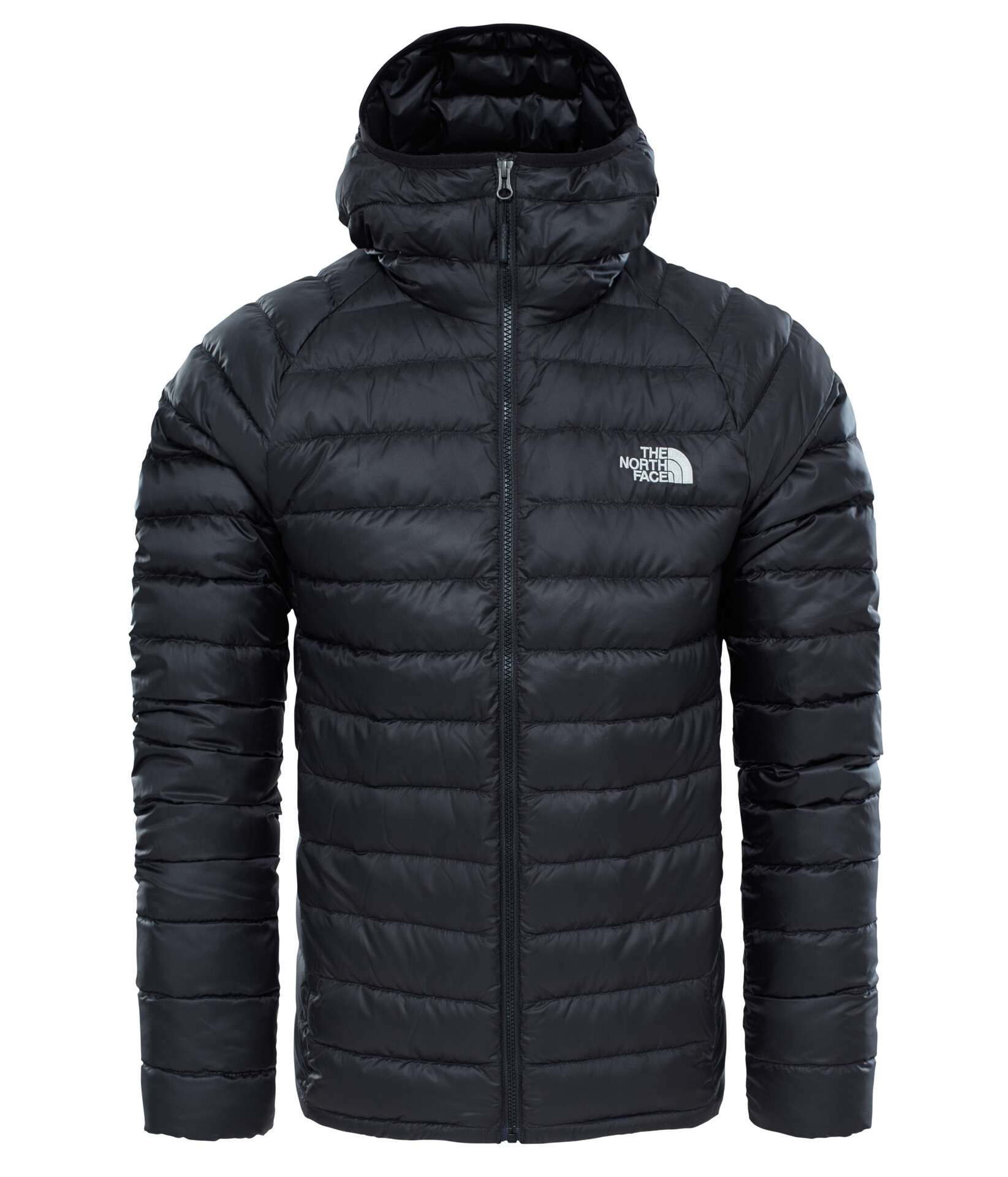 The North Face Trevail Capuchon Jas Heren, black